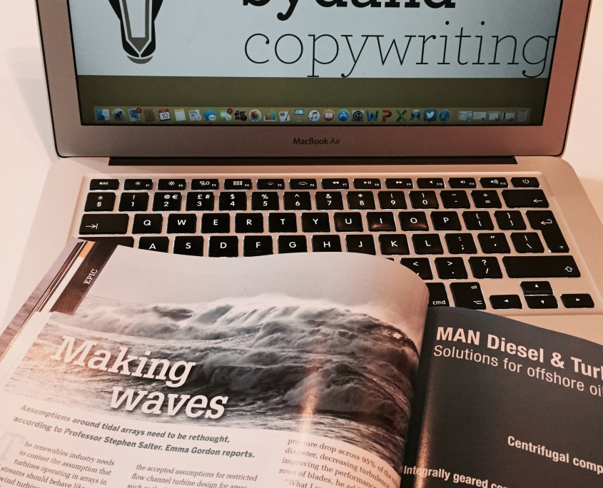 Bydand Copywriting | Compelling content that informs, differentiates